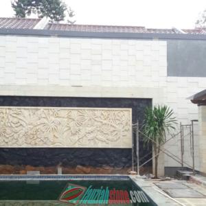 Relief untuk dinding kolam
